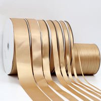 100 Yards Grosgrain Ribbon Packing Tape Hair Bow Sewing Accessories DIY Handmade Materials Wedding Gift Wrap