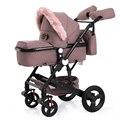 Wisesonle baby kinderwagen 2in1 bluetooth kinderwagen bidirektionale hochwertige stoßdämpfer können sitzen qualität freies in RU
