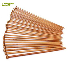 36 шт. свитер Вязание круговой бамбуковой ручкой крючком Крючки гладкая ткань ремесло иглы 18 Размеры
