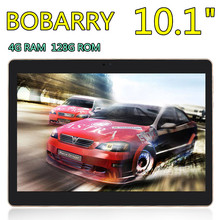 BOBARRY K107 SE 10.1 inch  4G Phone Call SIM card Android 5.1 Octa Core  WiFi GPS FM Tablet pc 4GB+128GB Anroid 5.1 Tablet Pc