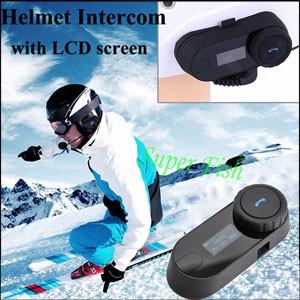 Motorcycle-Helmet-IInterpho