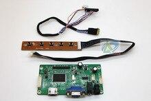 """HDMI + VGA + ses sinyali denetleyici kurulu 10.1 """" 18.4"""" LCD EDP denetleyici kurulu 30Pin iğne dizüstü bilgisayar LCD denetleyici kurulu"""