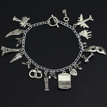 Charm Jewelry Mask Handcuff Pendants Bracelets 50 Fifty Shades of Grey Movie Bracelets Women Cosplay Accessories a bracelet(China)