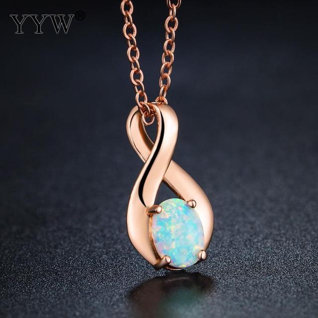 Super natural pendant white fire opal necklaces gold color australia super natural pendant white fire opal necklaces gold color australia crystal jewelry original collier women aloadofball Images