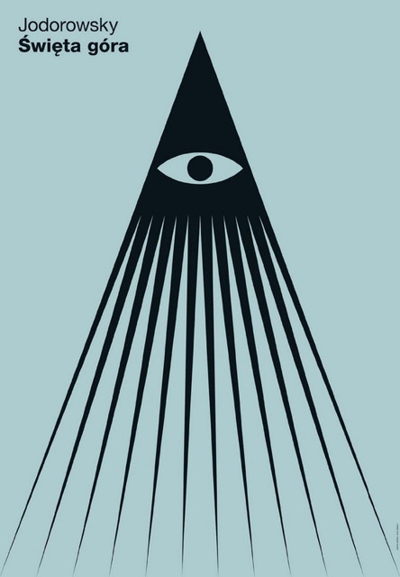 US $13 4 |1830 THE HOLY MOUNTAIN Movie Poster Alejandro Jodorowsky 24x35  Canvas Print waterproof canvas poster-in Painting & Calligraphy from Home &