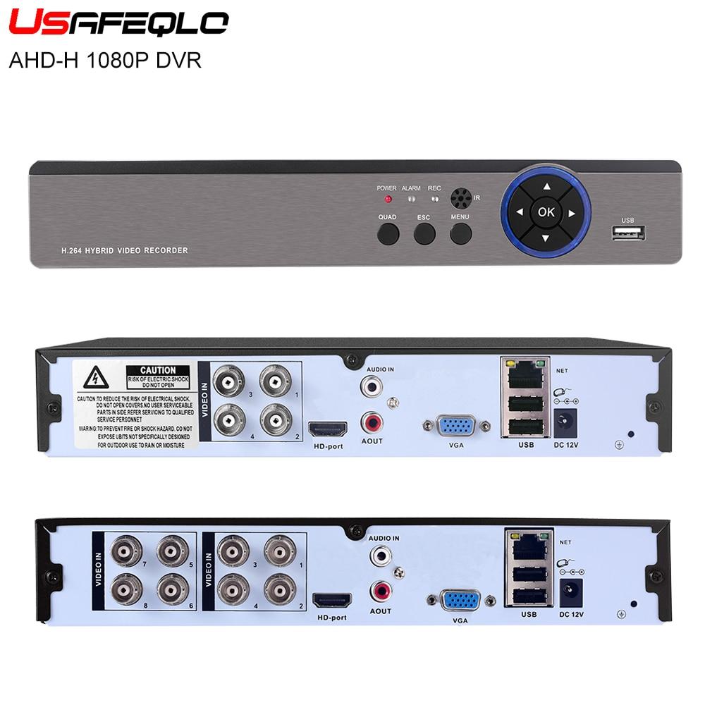 4Ch 8Ch 16Ch AHDH 1080 p セキュリティ 5 で 1 CCTV AHD DVR NVR XVR ビデオレコーダー CCTV DVR Coxial 制御 P2P XMEye CVI TVI ハイブリッド DVR  グループ上の セキュリティ & プロテクション からの 監視ビデオレコーダー の中 1