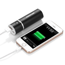 Poweradd 5000mAh Power Banks Slim Mini Portable Charger External Battery Charger For iphone Cellphone Travel free shipping