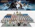 13 unids/lote Rebeldes Imperial STORM TROOPER de Star Wars Clone Trooper con armas compatible legoe Clone Wars Building block toy Niños