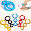 1 pcs Silicone 3 Cock Penis Rings For Male Time Delay Cock Rings For Erection  Male Adult Products Sex Toys Erotic Penis Ring