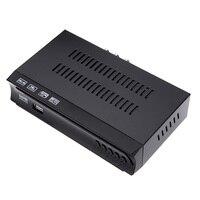 Full HD DVB-S2 HDMI Digital Video Broadcasting Satellite TV Receiver Set Black Free Shipping