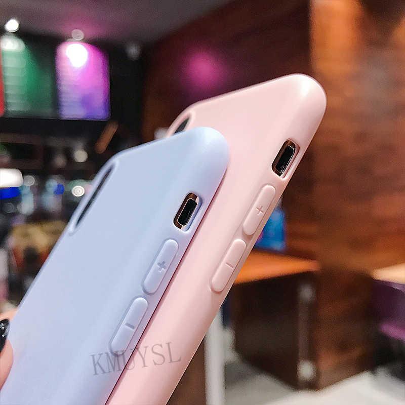 Soft Silicone Case for Xiaomi Mi 9 SE 8 Lite 6X A2 A1 5X Back Cover On Redmi Note 5 6 7 Pro 5 Plus 4X 6A Redmi 7 Go POCO F1 Case