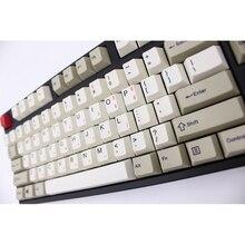 MP Вишневый профиль английская/Корейская версия Сублимация 87/112 клавиш толстые PBT брелки MX Переключатель механическая клавиатура Keycap