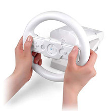 For Nintend Wii Console Controller Racing Game Steering Wheel Stand Base Multi angle Gamepad Accessorice