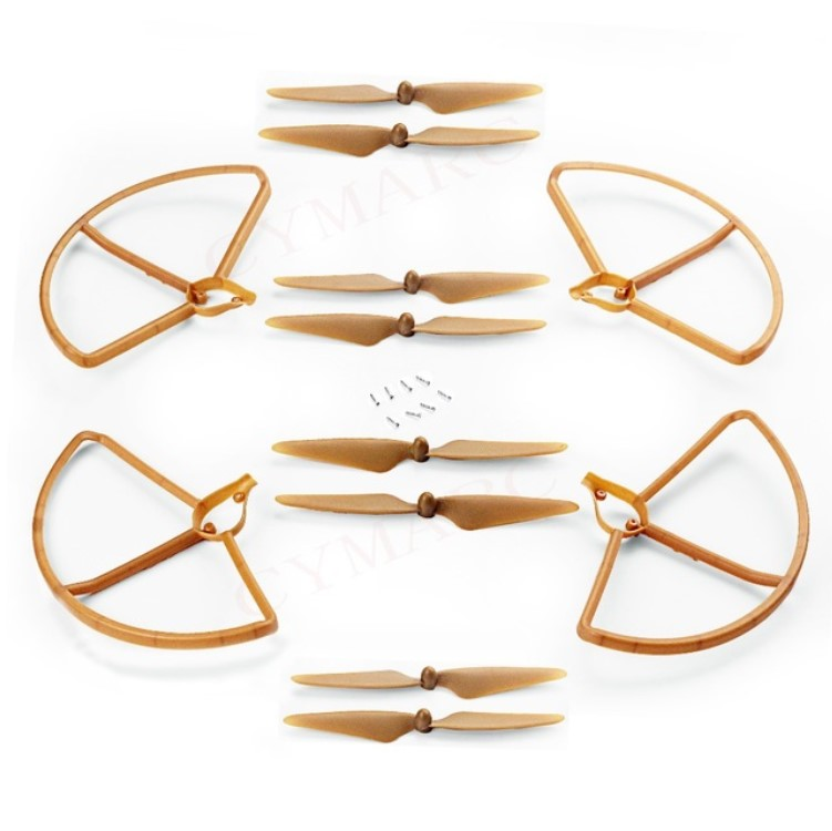 HUBSAN H501s RC drone H501C Propellers protector guard Spare Part