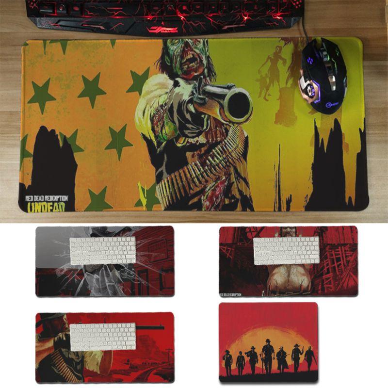 Yinuoda pc коврик для мыши Red Dead Redemption геймер играть коврики Мышь pad Размеры для 30x60 см и 30x60 см игровой Мышь колодки