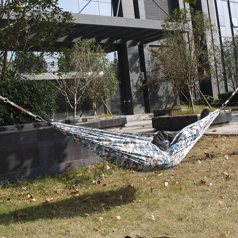 Strong Hammock Cinch Buckle Tree Strap Hanging Hammock Webbing Belt Hamaca For Camping Portable Hanging Tree Rope 330CMX2PCS