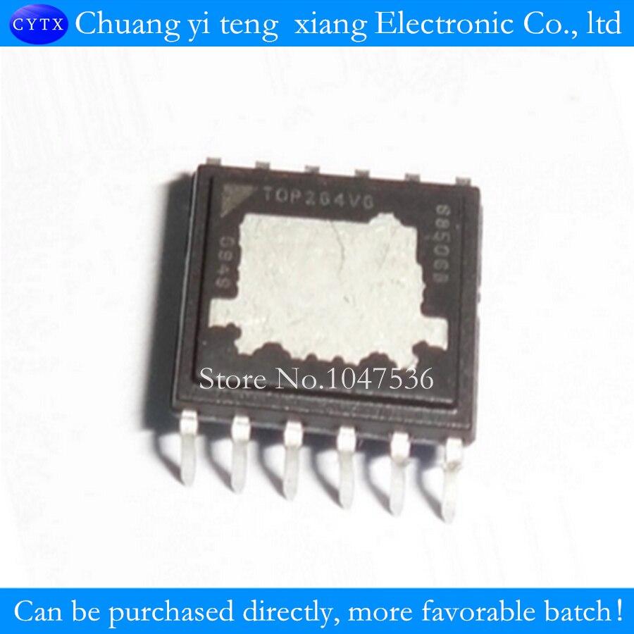 TOP264VG TOP264 t интегрированный Off-Line Switcher С EcoSmart Технология для высокоэффе ...