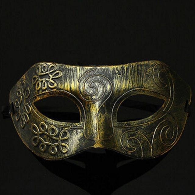 Burnished Antique Silver/Gold For Men