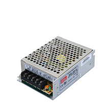 MS-50-5 small switching power supply, single output 50w single-ended switching power supply [powernex] mean well original hlg 120h 20 20v 6a meanwell hlg 120h 20v 120w single output switching power supply