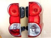 Задний фонарь для Nissan NV200 задний стоп-сигнал задний сигнальный фонарь 26550-JX00A 26555-JX31A