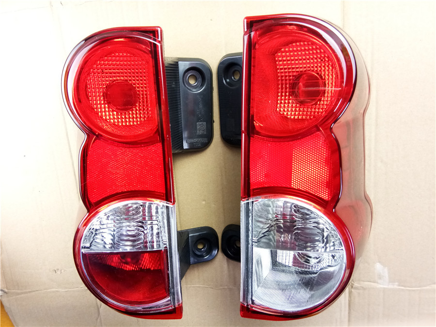 Tail lamp Rear Lights Lamp for Nissan NV200 Tail Light Rear brake light Rear warning lamp 26550-JX00A 26555-JX31A dongzhen fit for nissan bluebird sylphy almera led red rear bumper reflectors light night running brake warning lights lamp