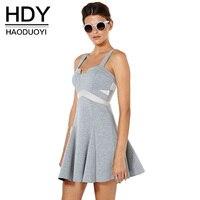 HDY Women S Dress Spaghetti Strap Summer Dress A Line Women Dress Elegant 2017 Ladies Summer