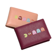 Driving license leather case card holder multi-function female coin purse passport