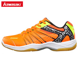 Kawasaki brand mens badminton shoes professional sports shoes for women breathable indoor court sneakers k 061.jpg 250x250