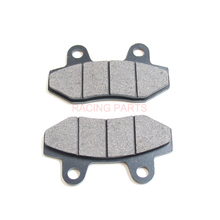 цена Free Shipping Front Brake Pads Shoes For 50cc 110cc 125cc 140cc 150cc 160cc 175cc CRF KLX TTR GPX Pit Dirt Bikes