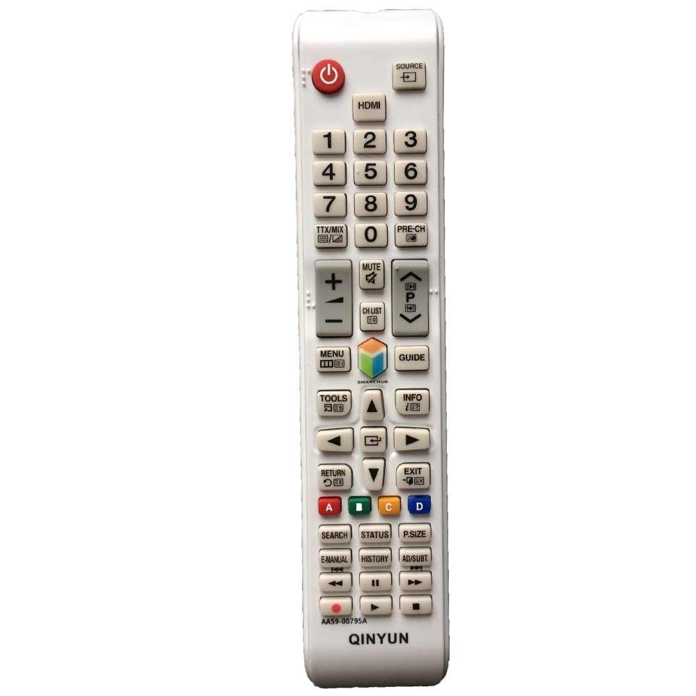 AA59-00795A TV Remote Control for SAMSUNG UE32F4500AK UE32F5300AK  UE32F5500AK UE32F5500AW UE39F5500AK