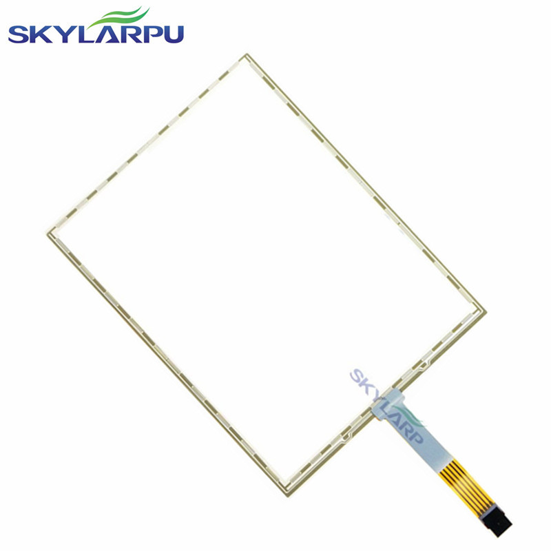 skylarpu NEW 10.4 Inch 5 Wire Resistive Touch Screen Panel For A104SN03 Win 7 XP 229*174mm touch panel Glass Free shipping new 10 1 inch 4 wire resistive touch screen panel for 10inch b101aw03 235 143mm screen touch panel glass free shipping