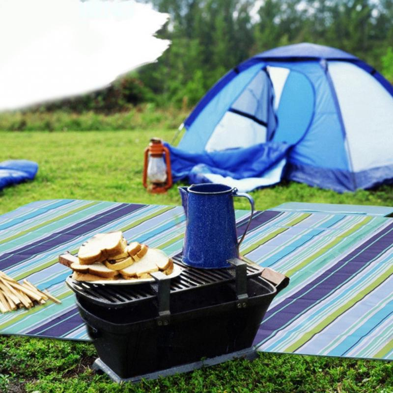 Aliexpress.com : Buy Outdoor Camping Waterproof Picnic Mat Blanket Rug Size  200*145 Cm Oxford Fabric Folding Large Beach Mat From Reliable Waterproof  Picnic ...