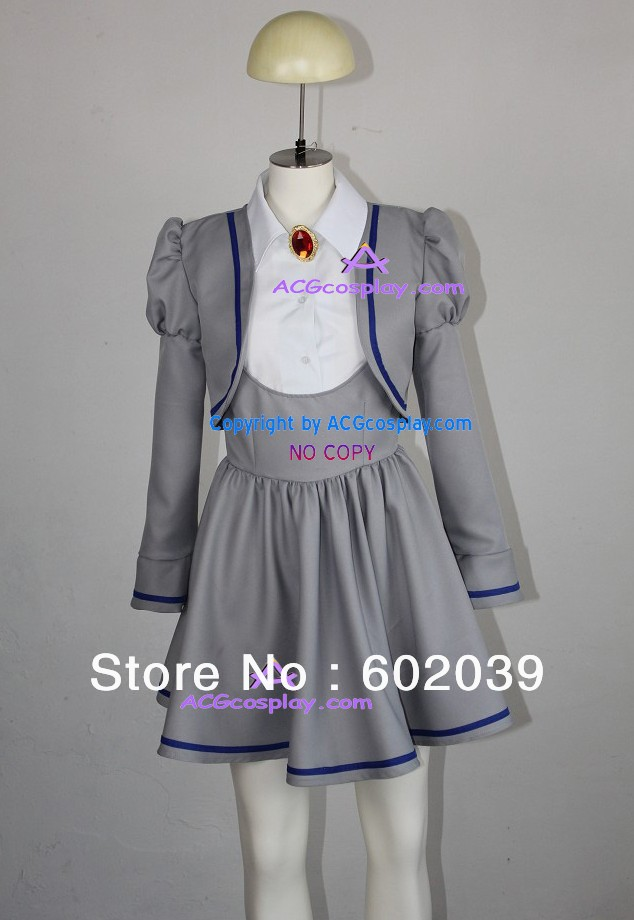 Princess Tutu Rue Cosplay Costume ACGcosplay