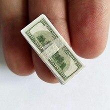 [Wamami] 1/6 шкала миниатюрные Play Money Us$100 банкноты