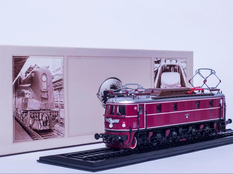 Rare ATLAS 1:87 E19 12 anne 1940 verlag - E Locomotive legendes Train Model