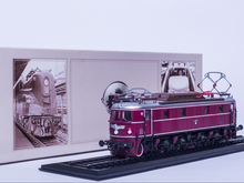 Rare ATLAS 1:87 E19 12 anne 1940 verlag - E Locomotive legendes Train Model