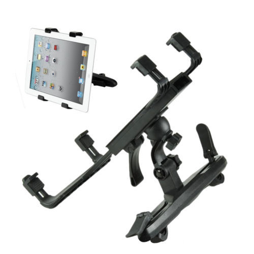 Universal Rotation Car Back Seat Headrest Mount Holder Stand iPad Tablet - E-Thinker store
