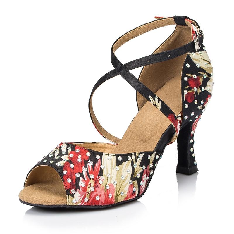 Detail Feedback Questions about IDancing Dance Shoes Girl Ballroom ... 19f6e907deda