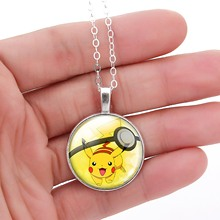 Pokemon Eevee Cabochon Necklace
