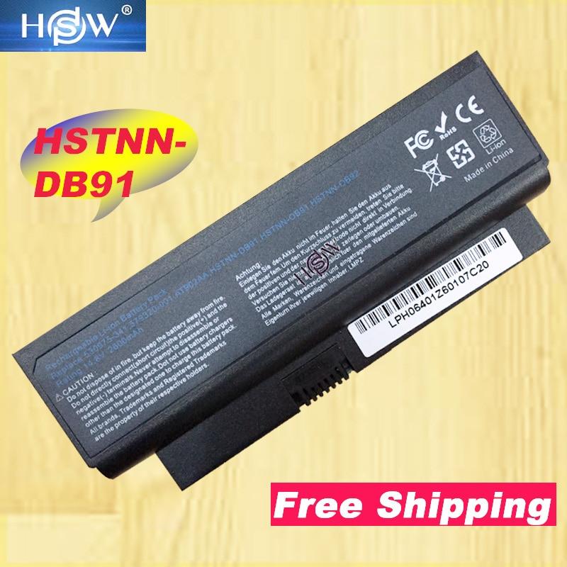 HSW 14.4V 4 cell 4210s 4310s 4311s Laptop Battery for HP HSTNN-DB91 HSTNN-OB91 HSTNN-XB91 for ProBook 4210s 4310s 4311s