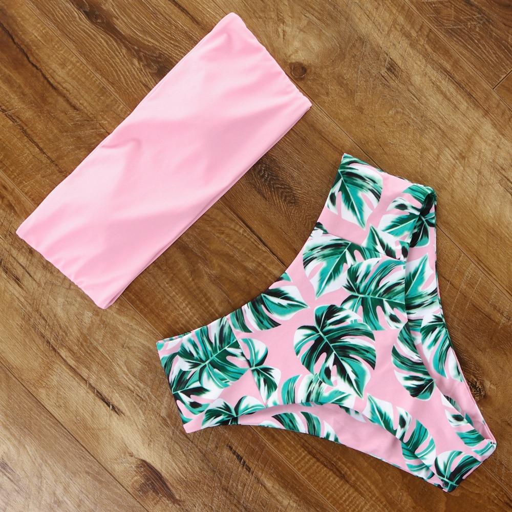 Sexy Bandeau Bikini 6
