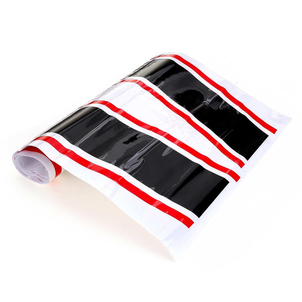 Капот капота двигателя, накладка в полоску для Mini Cooper, полоска капота R50 R52 R53 R55 R56 R57 для Mini Cooper S - Название цвета: 3