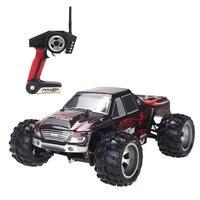 Wltoys A979 Vortex 2.4G Escala 1:18 4WD Monster Truck Elétrico Mini Savge Mini RC Dom Brinquedo Carro RTR