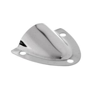 Image 3 - 4x4.5 cm marinha grau de aço inoxidável clamshell ventilação fio capa clam escudo acessórios de ventilação para barco uv e resistente às intempéries
