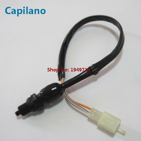 - Rear Brake Light Switch 125 CC 1989 Suzuki GS 125 ESK F//Disc R//Drum