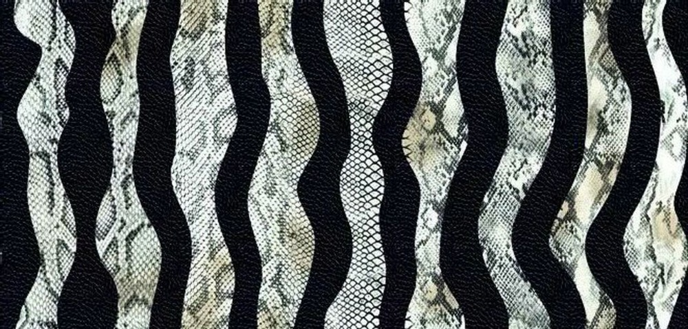 African Cord Lace Snake Print Silk Fabric For Sewing satin Fabric Meter Tissue wedding dress upholstery fabric for furniture