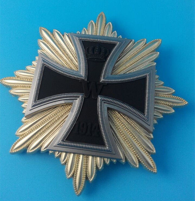 US $40 0 |ww2 german 1914 star of the grand iron cross-in Pins & Badges  from Home & Garden on Aliexpress com | Alibaba Group