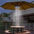 Parasol jardin parapluie luminaire lanterne lampe pôle Durable 28LED Portable extérieur jardin parapluie nuit lampe Camping tente cour|  -