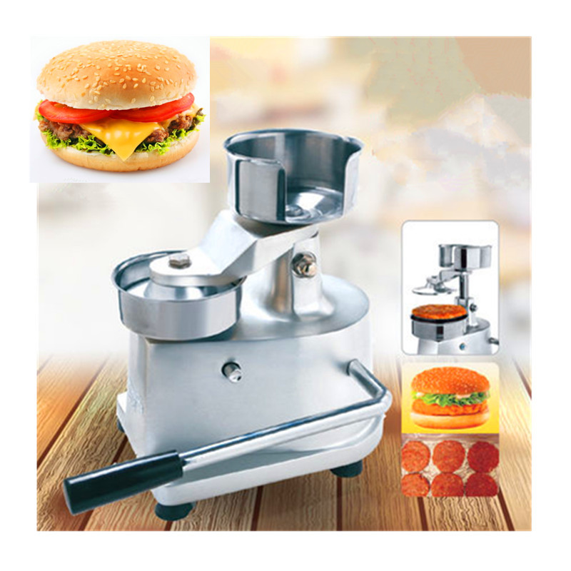 цена на Small manual hamburger patty forming machine