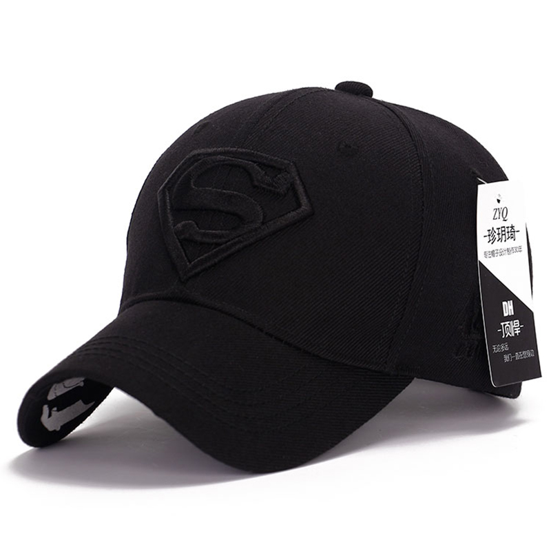 Superman Cap Snapback Bone Masculino Baseball Casquette Luxury Caps Hat Gorras Hombre Hats Touca Gorra Cappello De Chapeus Men - Day Up Outdoor International store